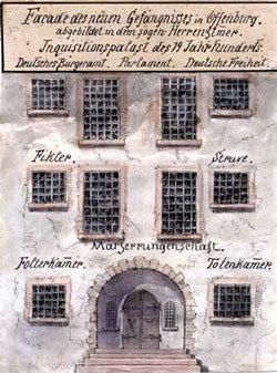 Visite Commentee Offenburg Le Lieu De La Revolution Badoise Iv